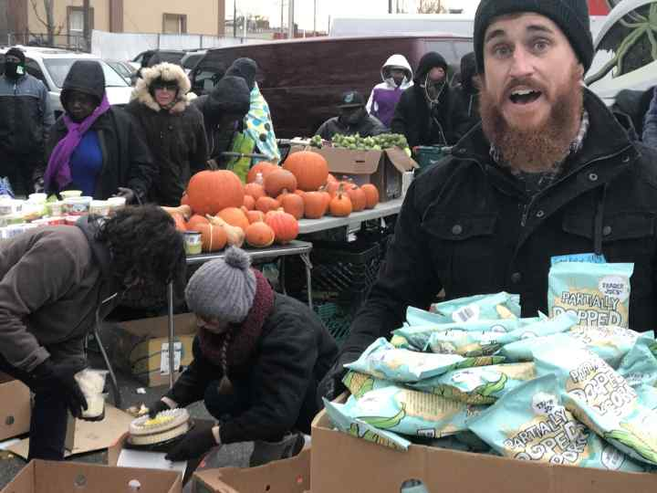 Community Solidarity Food Pickups 24/7