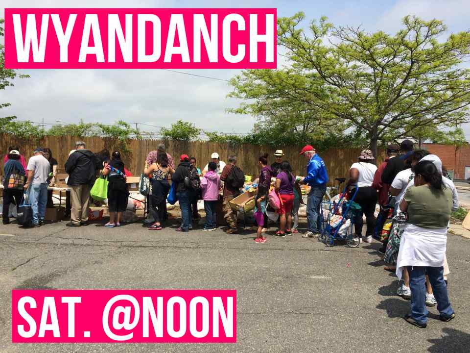 Wyandanch Food Share Logo 2